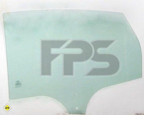 Боковое стекло правое задней двери Ford FOCUS 11-  XYG