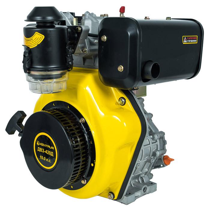 Двигатель ДВЗ-420Д