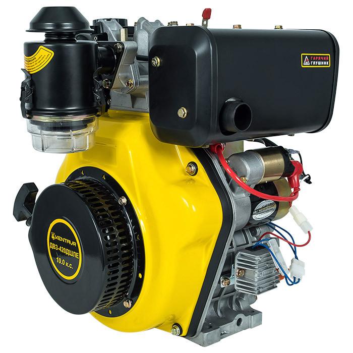 Двигун ДВЗ-420ДШЛЕ