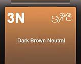 3N (темный шатен) Тонирующая крем-краска для волос без аммиака Matrix Color Sync,90 ml, фото 2