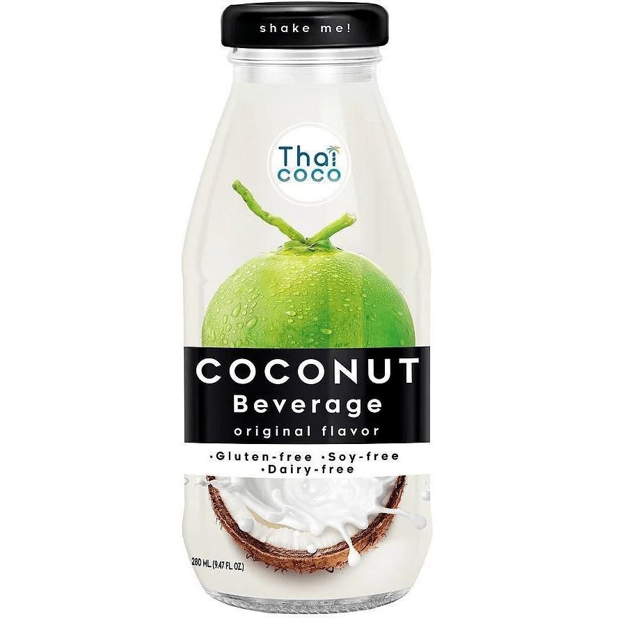 Кокосовий напій Thai Coco Кокос 280 мл
