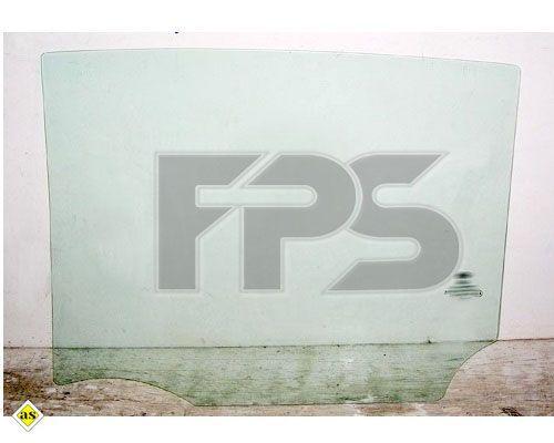 Бічне скло задньої двері Hyundai i20 '09-12 праве (XYG)