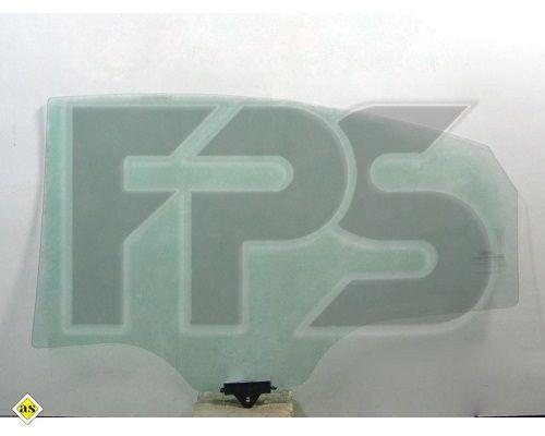 Боковое стекло правое задней двери Hyundai SONATA 2011- YF