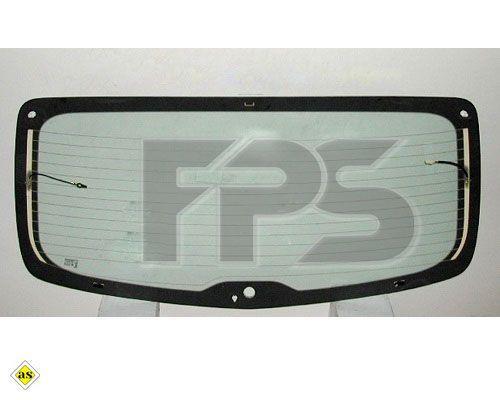 Заднее стекло Mazda 3 Хетчбек (BK) '03-09 (XYG) GS 3476 D22
