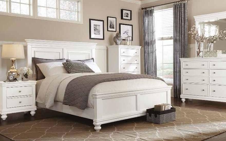 Деревянная кровать Елизавета Venger™