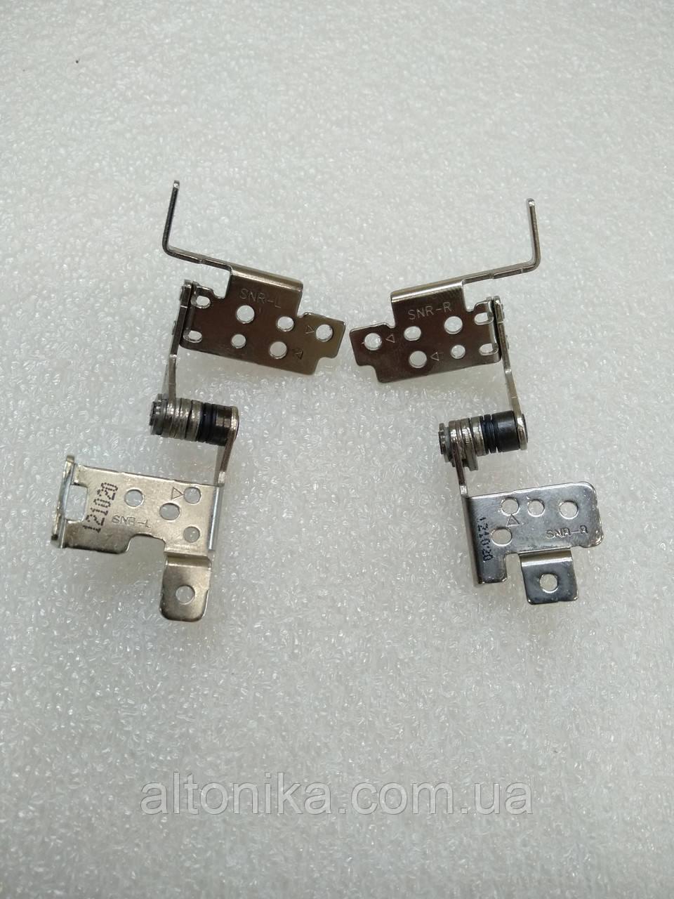Петли для ноутбка Asus X301 X301A X301A-1B (левая+правая) Оригинал