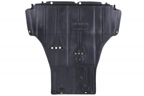 Защита двигателя Renault Scenic III 09-13 (758900006R, 758900007R)