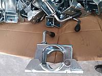 Хомут стальной для опорного колеса WINTERHOFF 250 кг. Ø 48 мм арт. 1860644