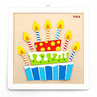 "Набор для творчества  Viga Toys ""Своими руками. Торт"" (50684), фото 1"