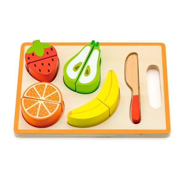 Игрушечные продукты Viga Toys Деревянные фрукты (50978)