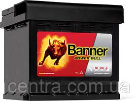 Автомобильный аккумулятор Banner 6СТ-44 POWER BULL P44 09