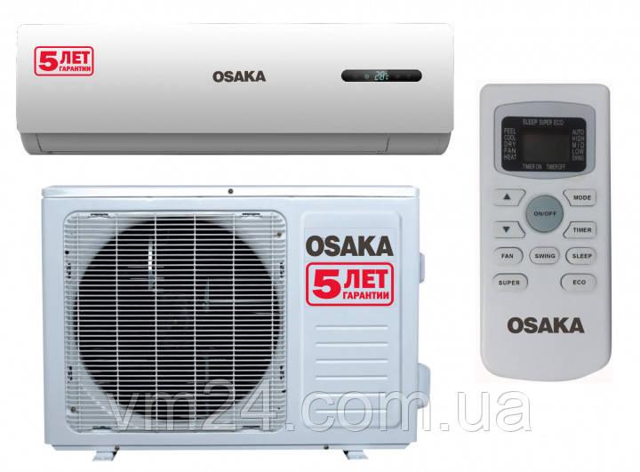 Кондиционер OSAKA ST-12HH (35м²)