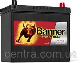 Автомобильный аккумулятор Banner 6СТ-45 POWER BULL P45 23