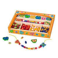 Набор для творчества Viga Toys Ожерелье из бабочек (58550)
