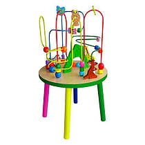 Столик с лабиринтом Viga Toys (58971)