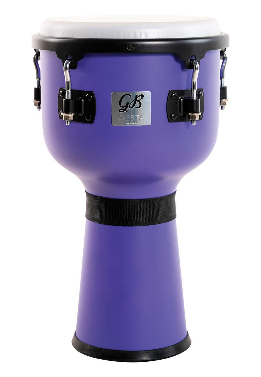 """Джембе Fiesta (Ultra Violet) GON BOPS FSDJUV10 10"""" Fiesta Djembe (Ultra Violet)"""
