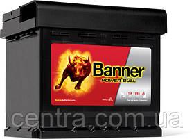 Автомобильный аккумулятор Banner 6СТ-50 POWER BULL P50 03