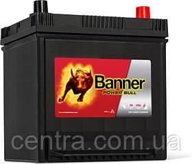 Автомобильный аккумулятор Banner 6СТ-50 POWER BULL P50 41