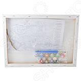 """Картина по номерам Белоснежка """"Яблочный ежик"""", 30 х 40 см 140-AS, фото 4"""