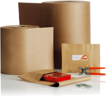 Бумажные виды упаковки