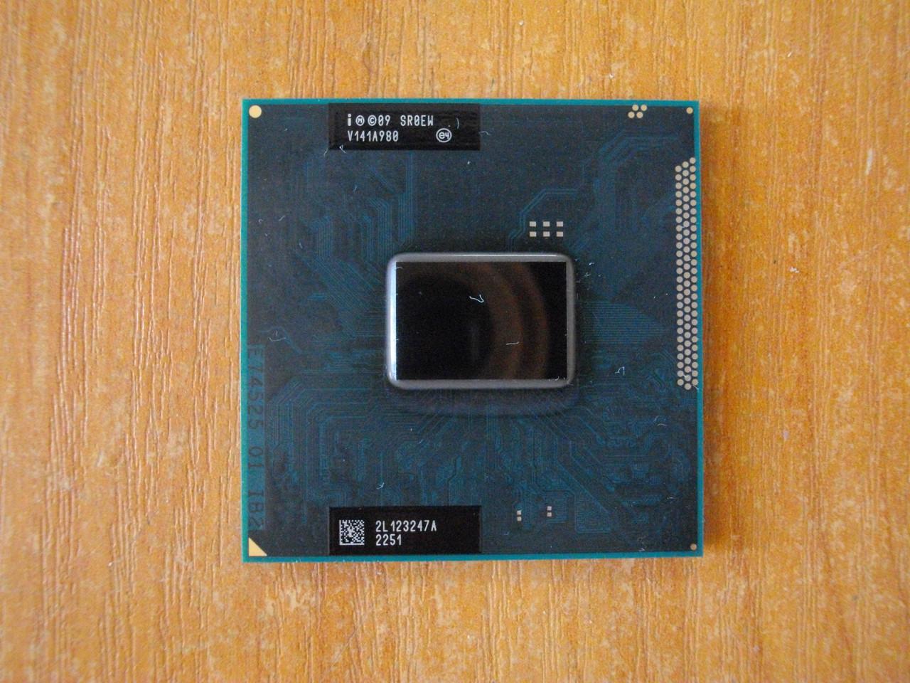 Процессор Intel Celeron B800 SR0EW бу