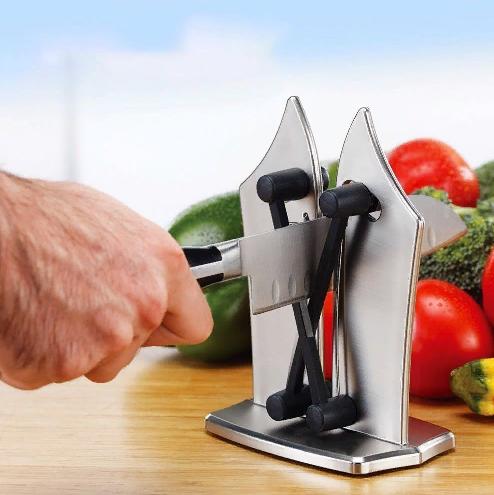 Точилка для кухонных ножей Bavarian Edge Knife Sharpener точило для ножей