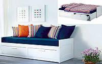 Кровать Кай раскладная 80/160х200 см Venger