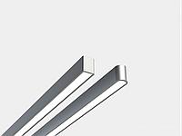 Лінійний підвісний світлодіодний світильник LINEA-120 led освітлення 43Вт 5590лм, фото 1