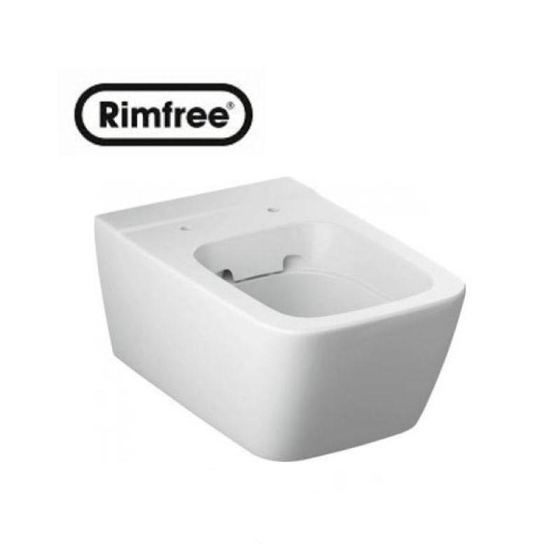 Унітаз підвісний KOLO LIFE / M23120900 / Rimfree