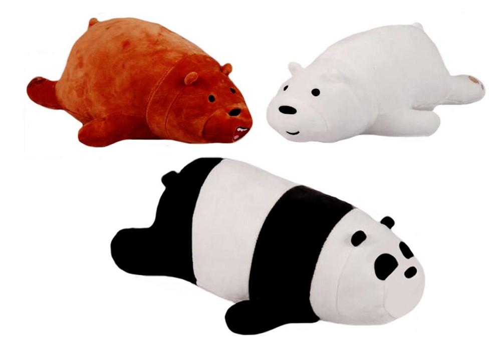 Мягкая игрушка мишка сплюшка 24982-40