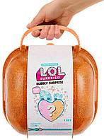 Игровой набор Lol Surprise Чемодан Шипучий Сердце-Сюрприз Кукла и Питомец SKL52-239498