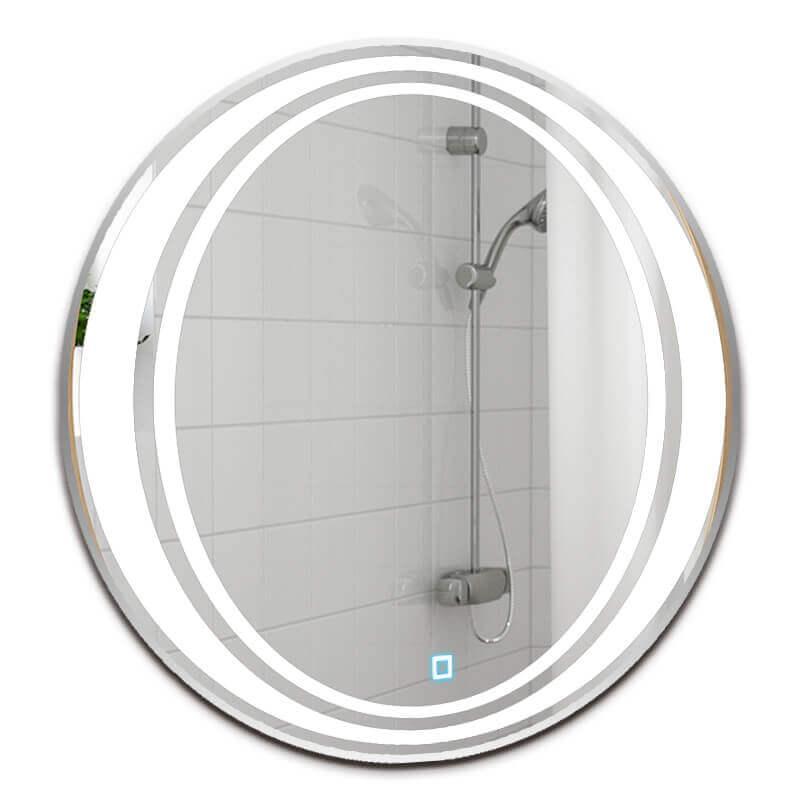 Зеркало круглое с LED подсветкой SmartWorld Sana 120x120x3 см (1034-d8-120x120)