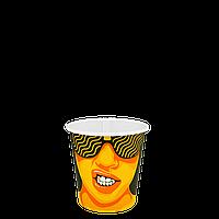 "Стакан бумажный ""#CoffeeParty"" 110мл. 50шт/уп (1ящ/84уп/4200шт), фото 1"