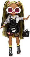 Кукла Lol Surprise Omg Alt Grrrl 28 см Серия 3 Леди-Гранж с аксессуарами SKL52-239514