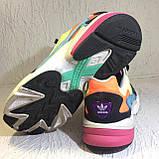 Женские кроссовки Adidas Falcon W CG6210 - 2019 40 2/3 размер, фото 5