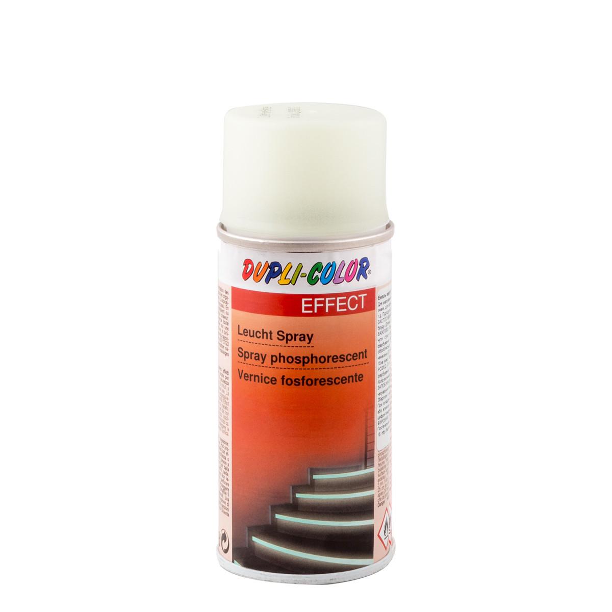 Эмаль аэрозольная эффект фосфора Dupli Color 150 мл