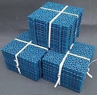 Модульное пластиковое напольное покрытие BESTFLOOR 250 х 250 х 12 мм