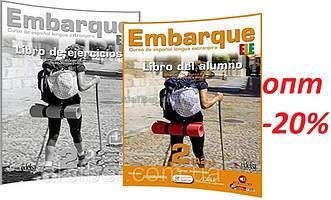 Испанский язык / Embarque / Libro+de ejercicios. Учебник+Тетрадь (комплект), 2/ Edelsa