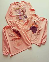 Блузки с коротким и длинным рукавом, фото 3