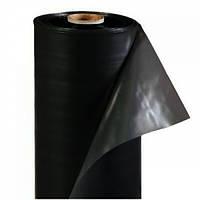 Пленка черная (строительная, техническая, для мульчирования)