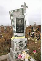 Виготовлення пам'ятників з мармурової крихти у Луцьку, фото 1