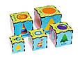 Кубики - матрёшки: Формы, фото 3