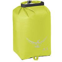 Гермомешок Osprey Ultralight Drysack (20л), зеленый