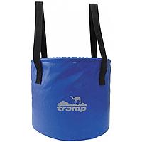 Ведро складное Tramp TRC-070 (8л), синее