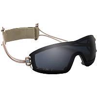 Очки тактические Swiss Eye Infantry, затемненное стекло