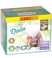 Dada Подгузники Extra Soft 4 maxi (7-18 кг) 82 шт. (2*41шт) BOX
