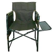 Кресло складное туристическое Ranger Guard (845х480х740мм), зеленый