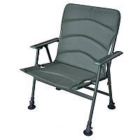 Кресло складное карповое Ranger Fisherman (950х650х550мм), темно-зеленое