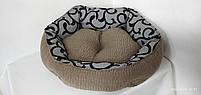 Лежанка для собак 70 х 60 см.Лежанка,Лежаки,лежак,лежак для кошки,лежак для собак,лежанка, фото 3
