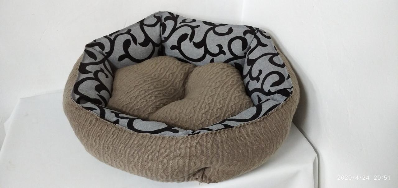 Лежанка для собак 70 х 60 см.Лежанка,Лежаки,лежак,лежак для кошки,лежак для собак,лежанка